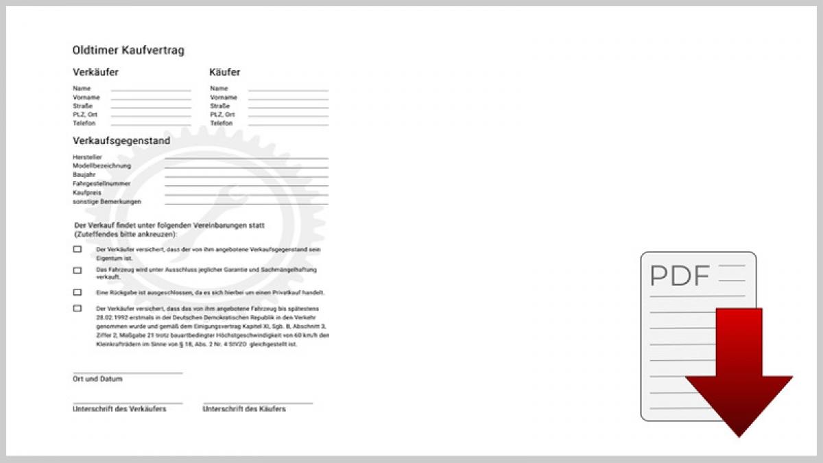 Kaufvertrag Auto Motorrad Vorlage Schweiz 3